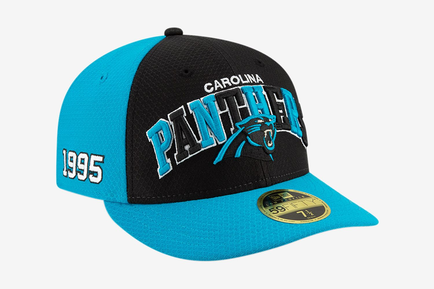 Carolina Panthers Home Low Profile 59FIFTY Fitted