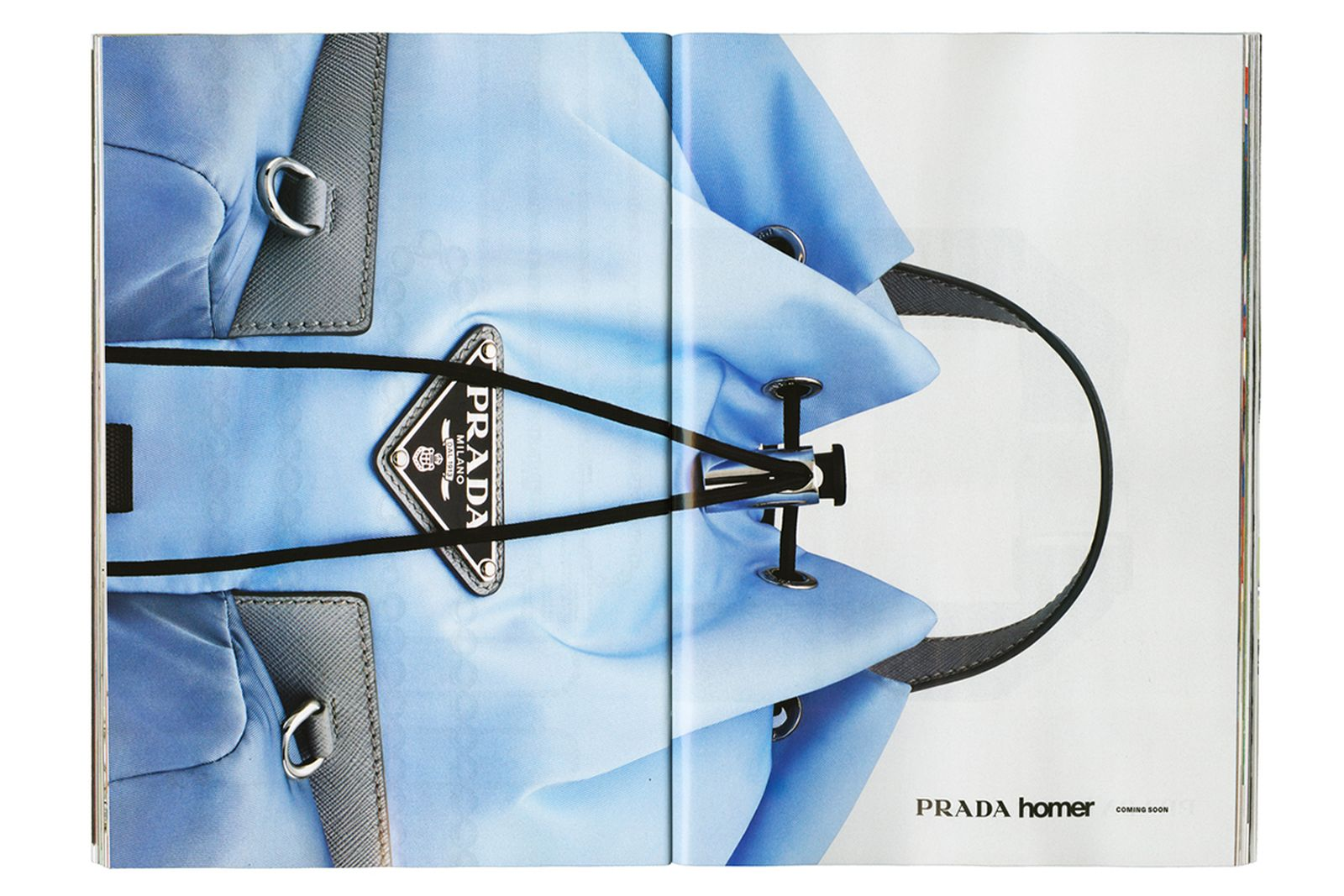 Frank Ocean Homer Brand prada collabstore Catalog bagcollection jewelry silk scarves