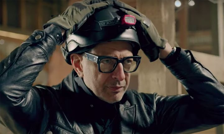 The World According to Jeff Goldblum second trailer