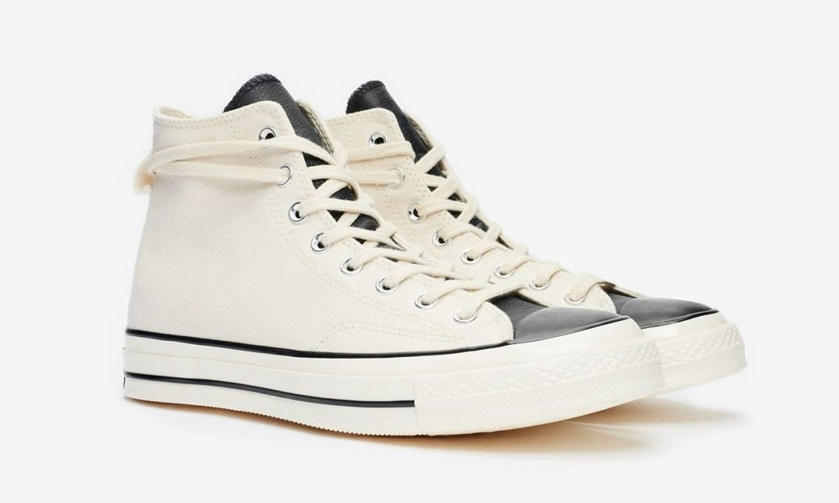 Fear of God ESSENTIALS x Converse Chuck 70: First Look & Info