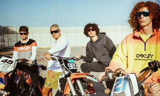 Oakley Looks to '90s California for Thermonuclear Protection Capsule