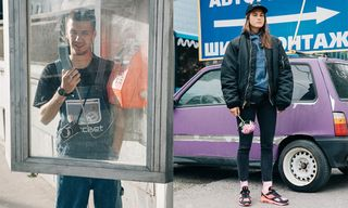 Our Latest Street Style From Moscow Shows The City's Fashion Crowd Has Still Got It