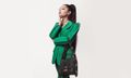 Ariana Grande Stuns in Debut Givenchy Campaign