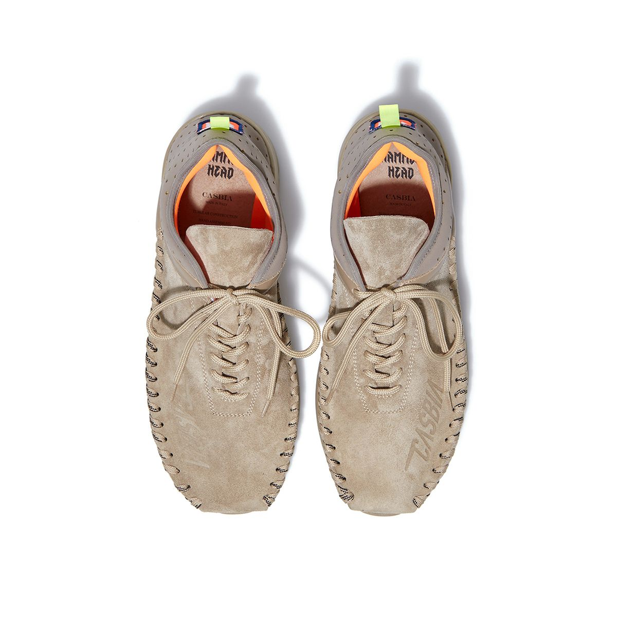 The CASBIA HAMMERHEAD Is Part Moccasin & Part Mule 67
