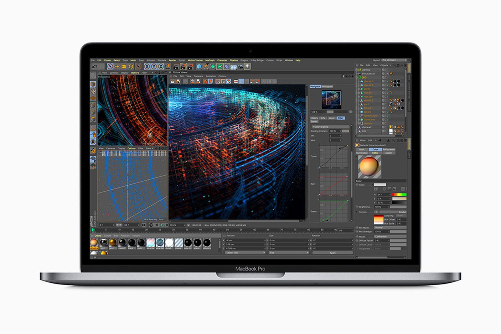 apple macbook pro update