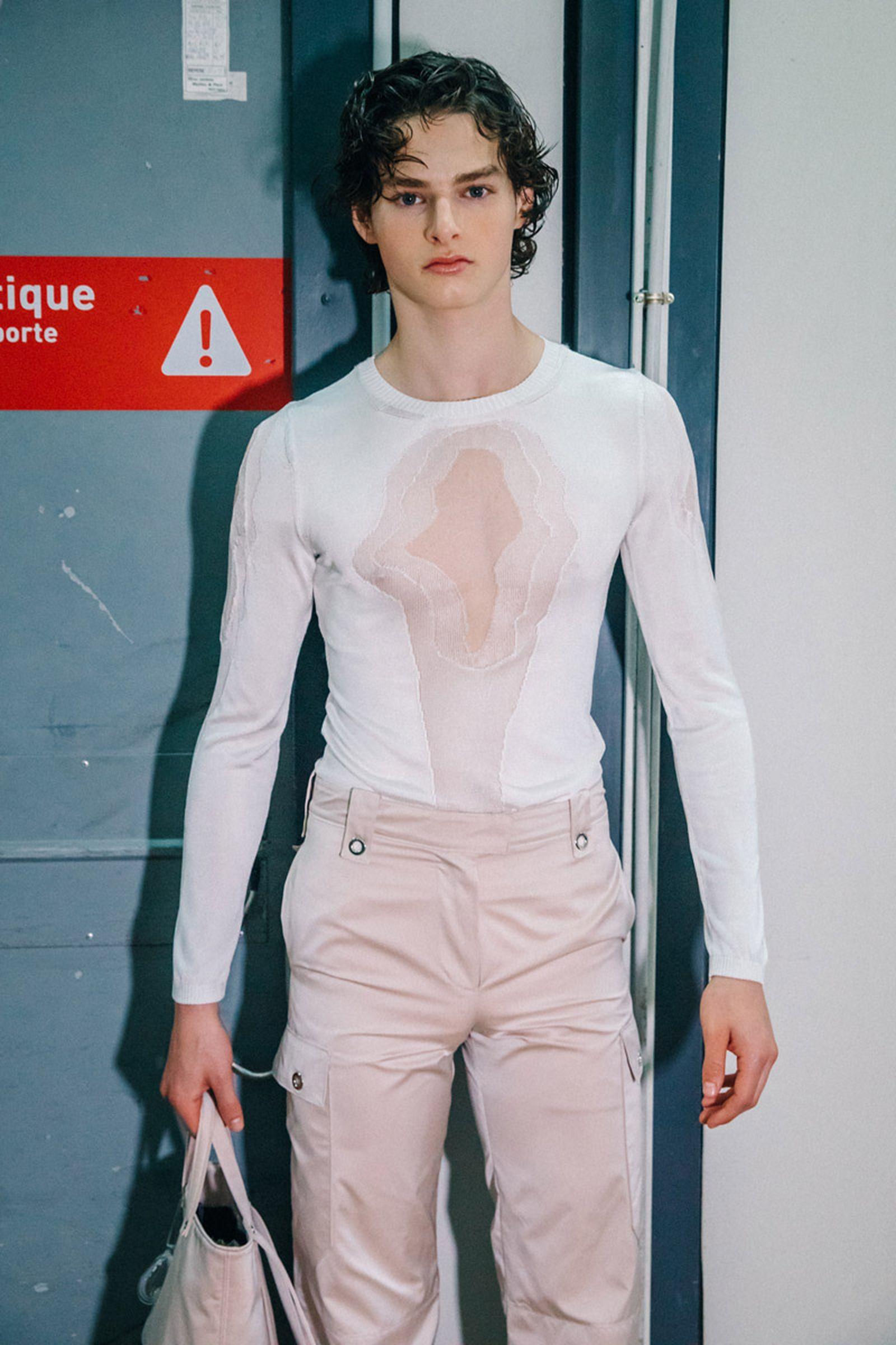 9ludovic de saint serning ss20 paris fashion week runway