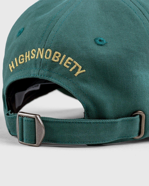 Highsnobiety — Not In Paris 3 x Café De Flore Cap Green - Image 4