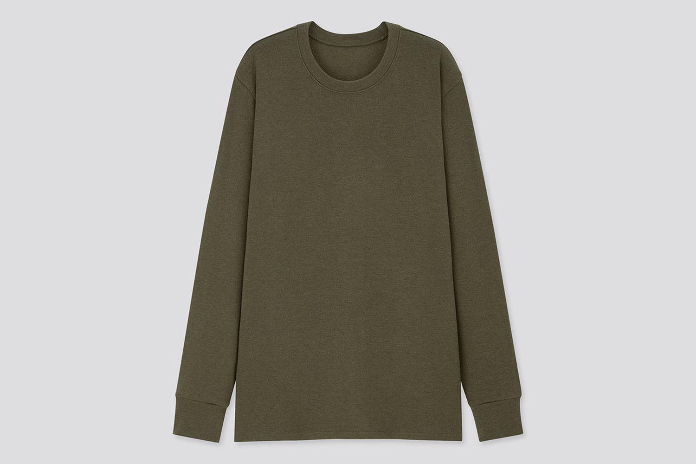 Heattech Ultra Warm Long-Sleeve T-Shirt