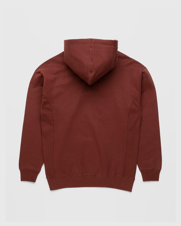 PATTA – Basic Hooded Sweater Brown - Image 2