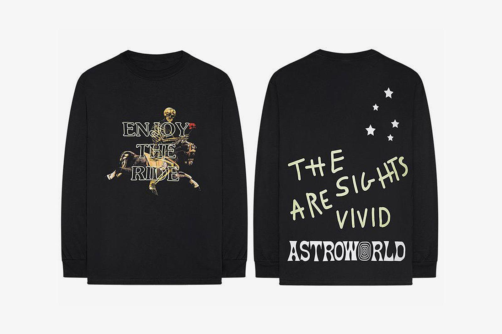 travis scott astroworld merch collection main ASAP Ferg Merchandise brockhampton