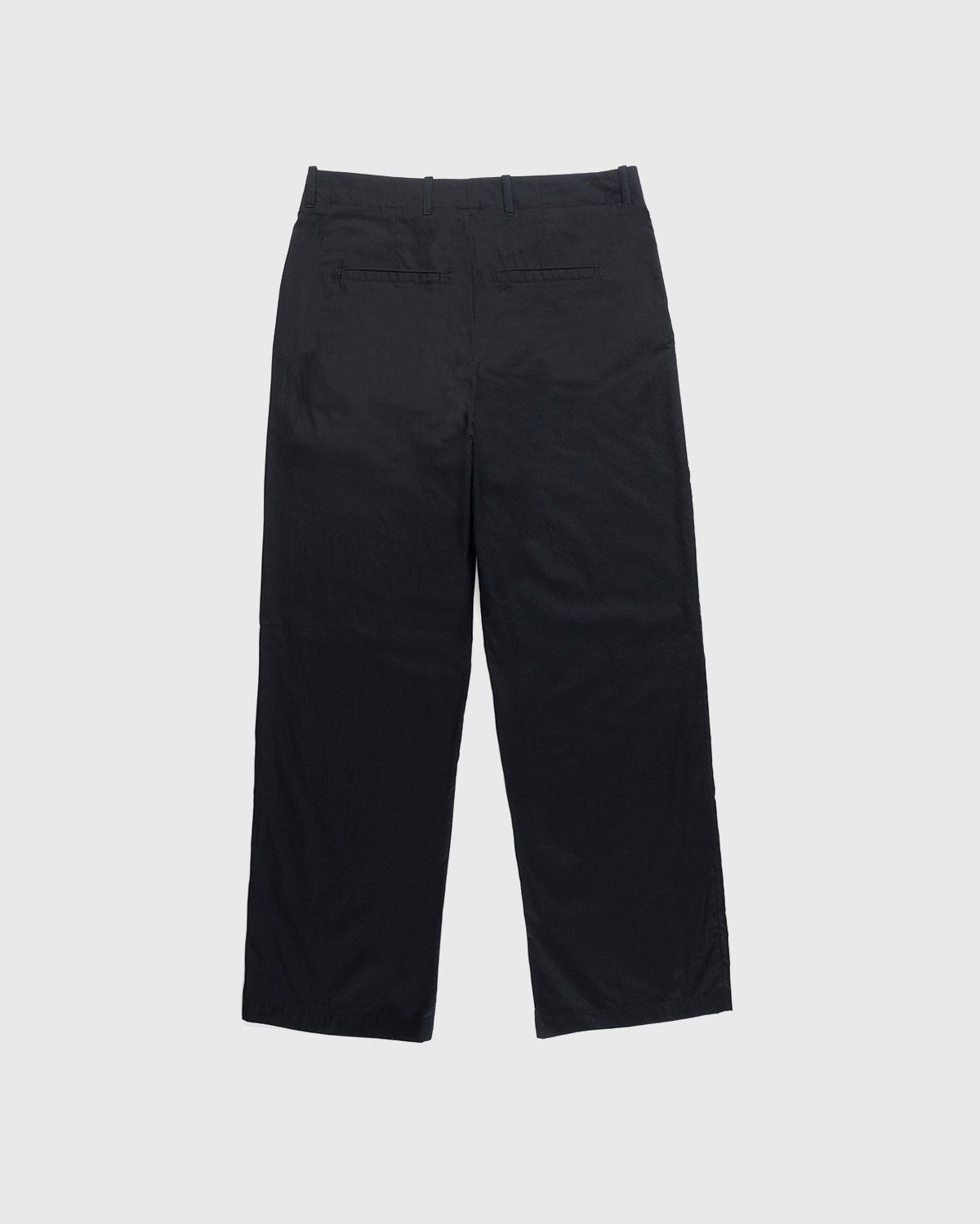 Our Legacy – Borrowed Chino Black Voile - Image 2