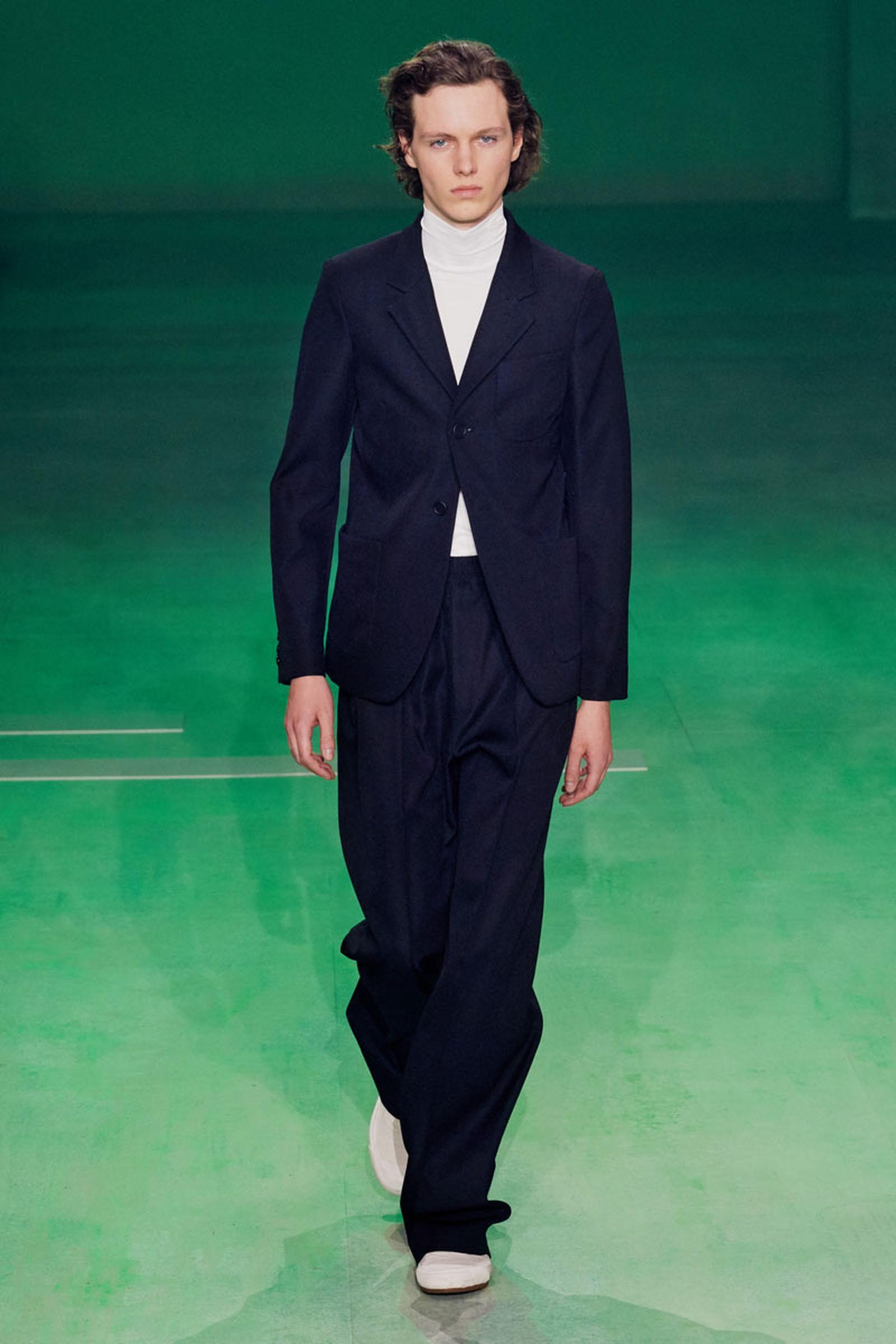 45lascoste fw19 paris fashion week Louise Trotter lacoste runway