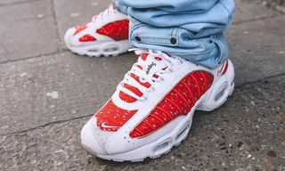 Supreme's Nike Air Max Tailwind 4 & More Featured in This Week's Best Instagram Sneaker Photos