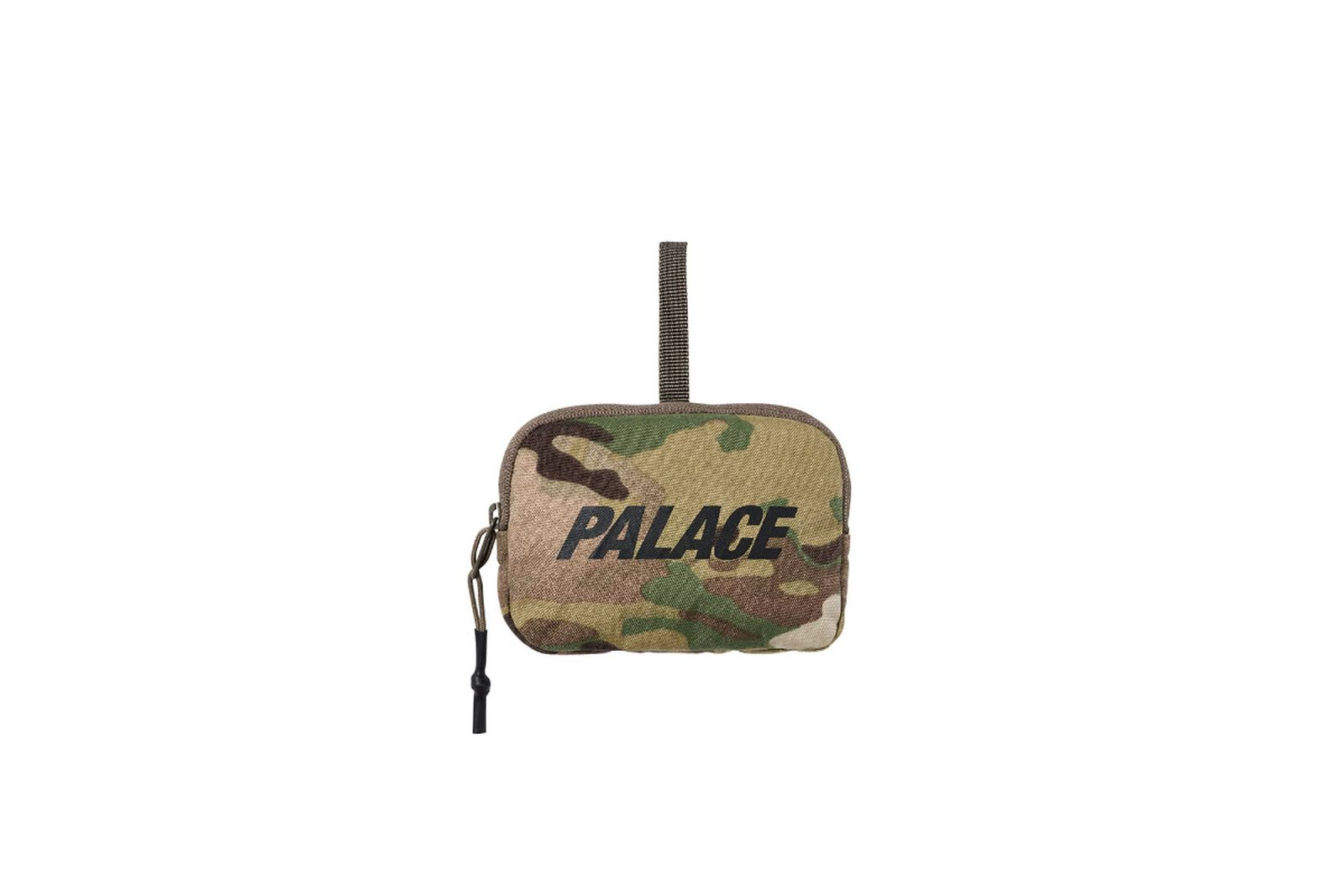 Palace 2019 Autumn Bag Flip Stash camo green 1996 TWEAKED