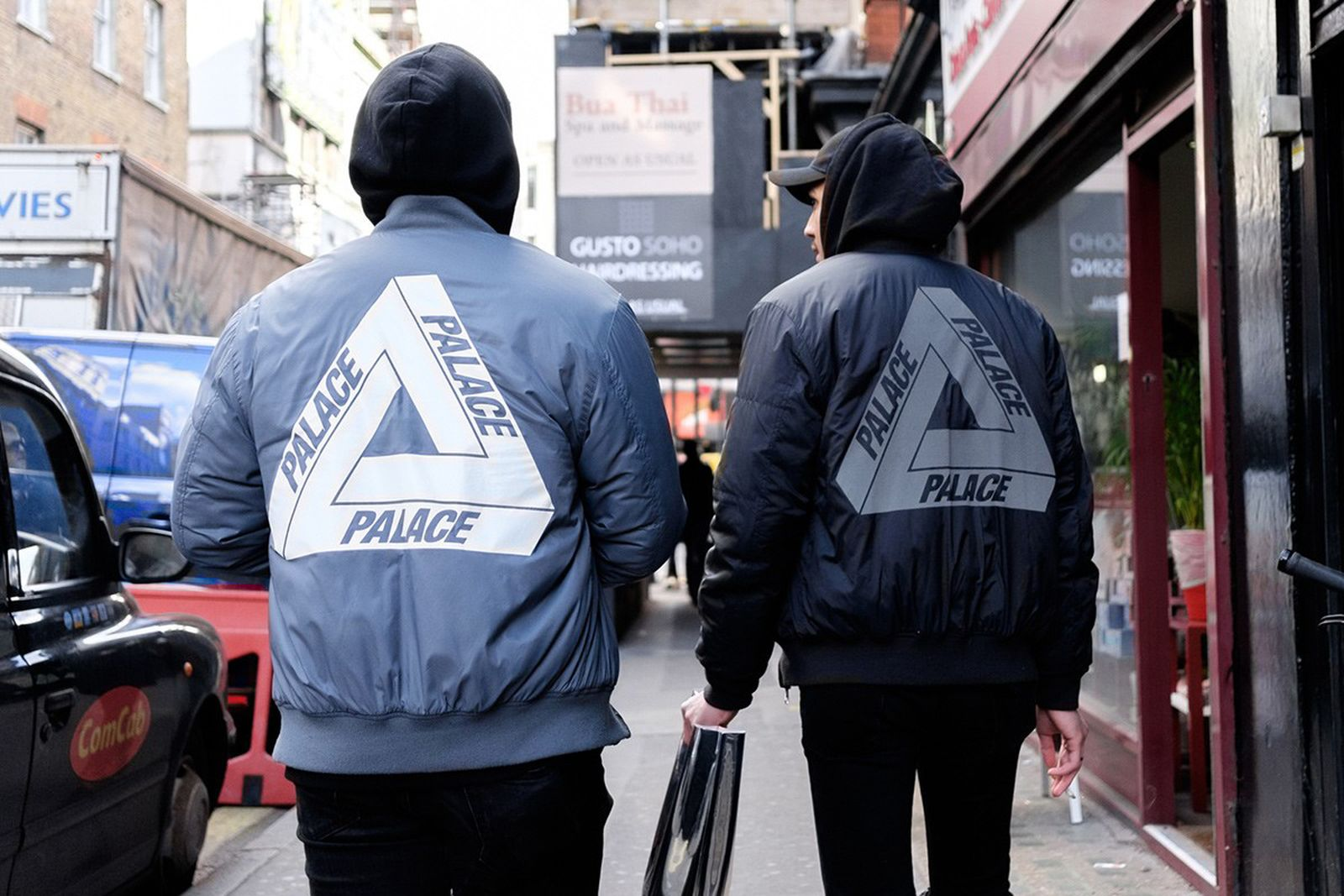 Palace jackets