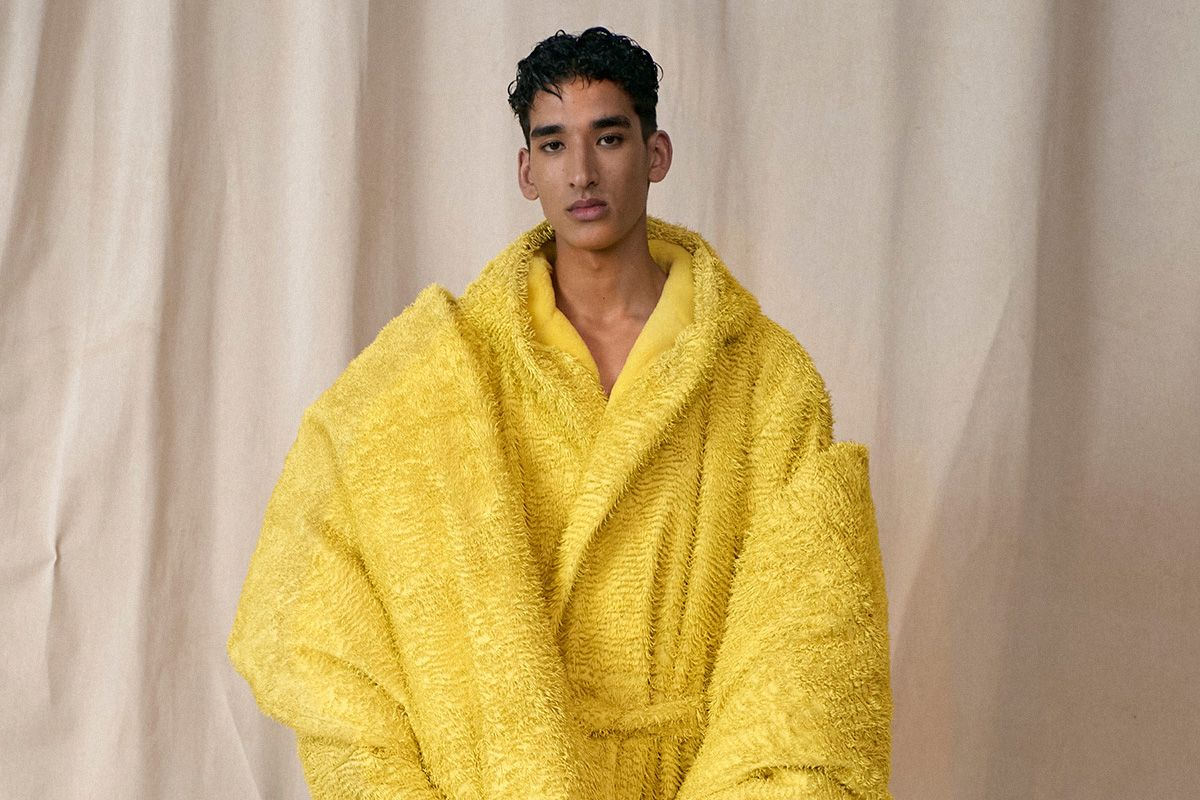 Men's Couture Is a Wave, Not a Gimmick