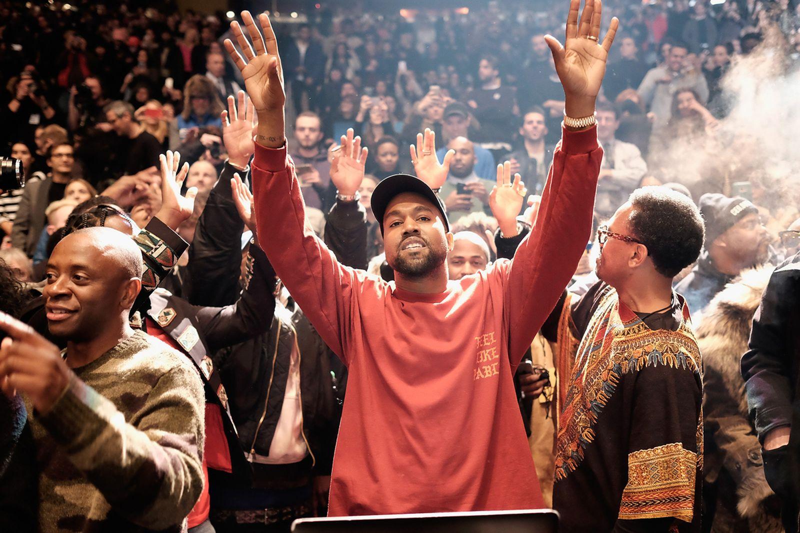 Kanye West Pablo Tour Clothing