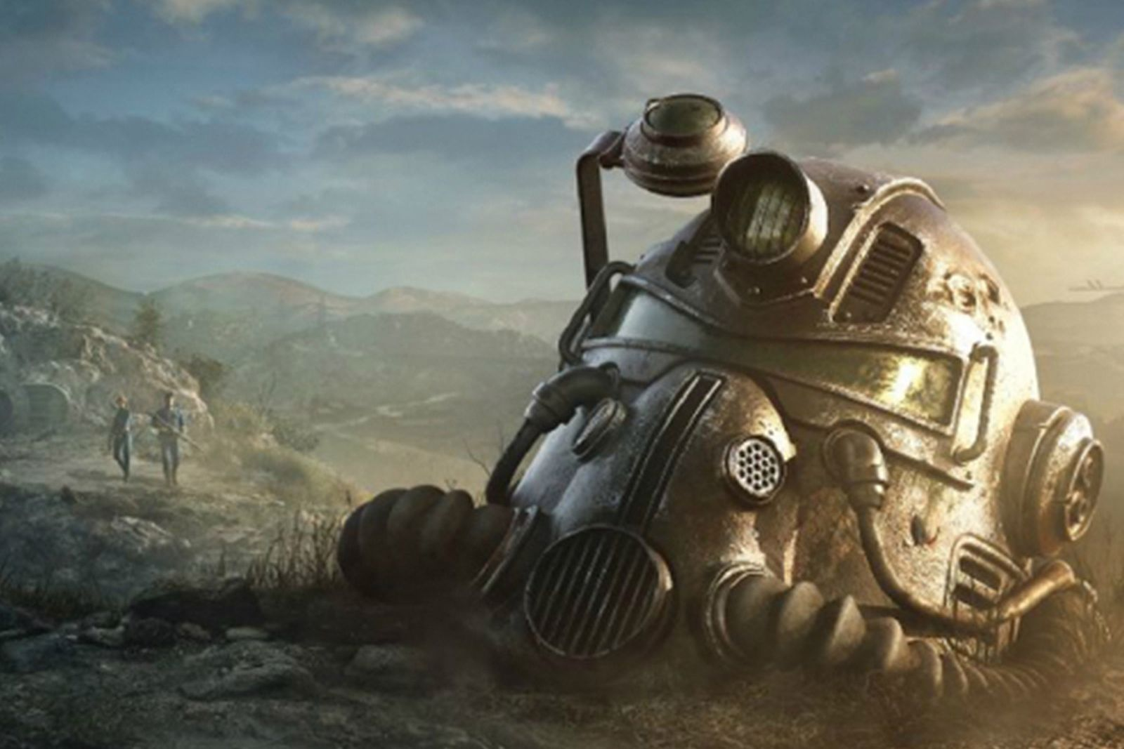 Scene from Fallout