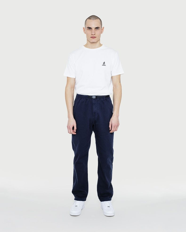 Gramicci — Pants Double Navy