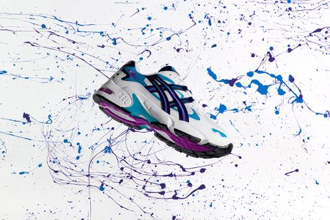 more photos caf5b f0927 ASICS Unveils the GEL-Kayano 5 in a Tasty Grape-Tinged Colorway