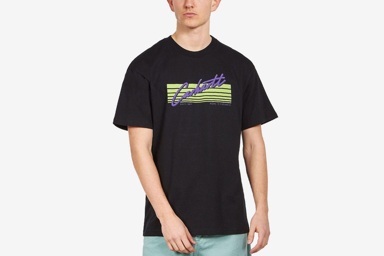 Horizon Script T-Shirt
