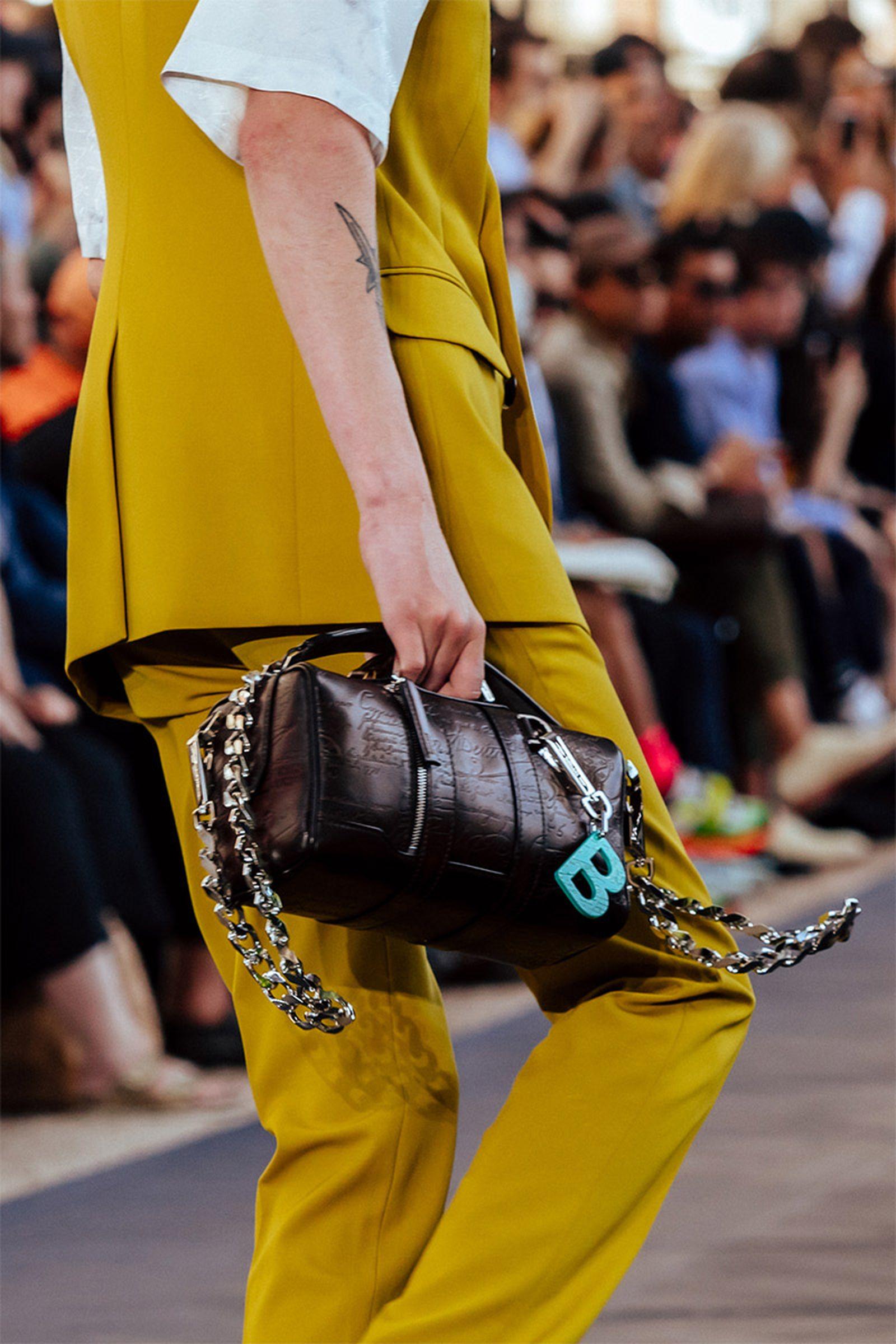 berluti ss20 paris fashion week runway