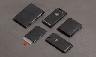 """Bellroy Launches the all-Grey """"Charcoal"""" Accessory Collection"""