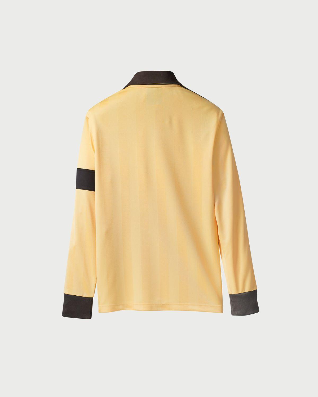 Adidas x Wales Bonner - Football Jersey Orange Tint - Image 2