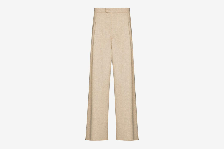 Eetu Straight-Leg Trousers