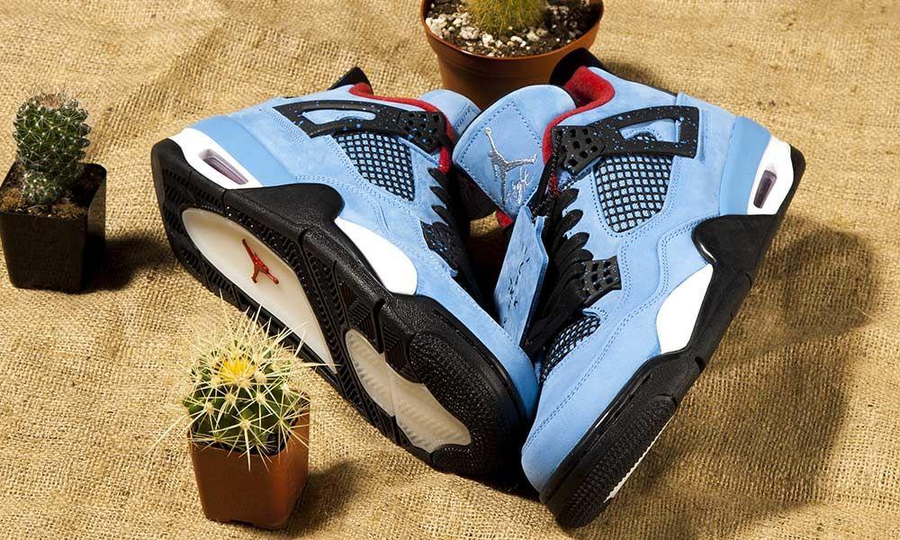 "6820a502dee8 Travis Scott ""Cactus Jack"" Air Jordan 4  Official Images"