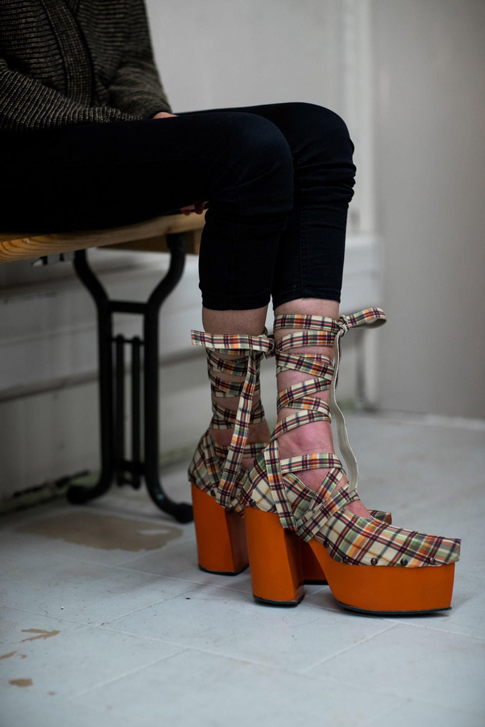 ddp neith nyer fw19 pfw Francisco Terra Paris Fashion Week Women's