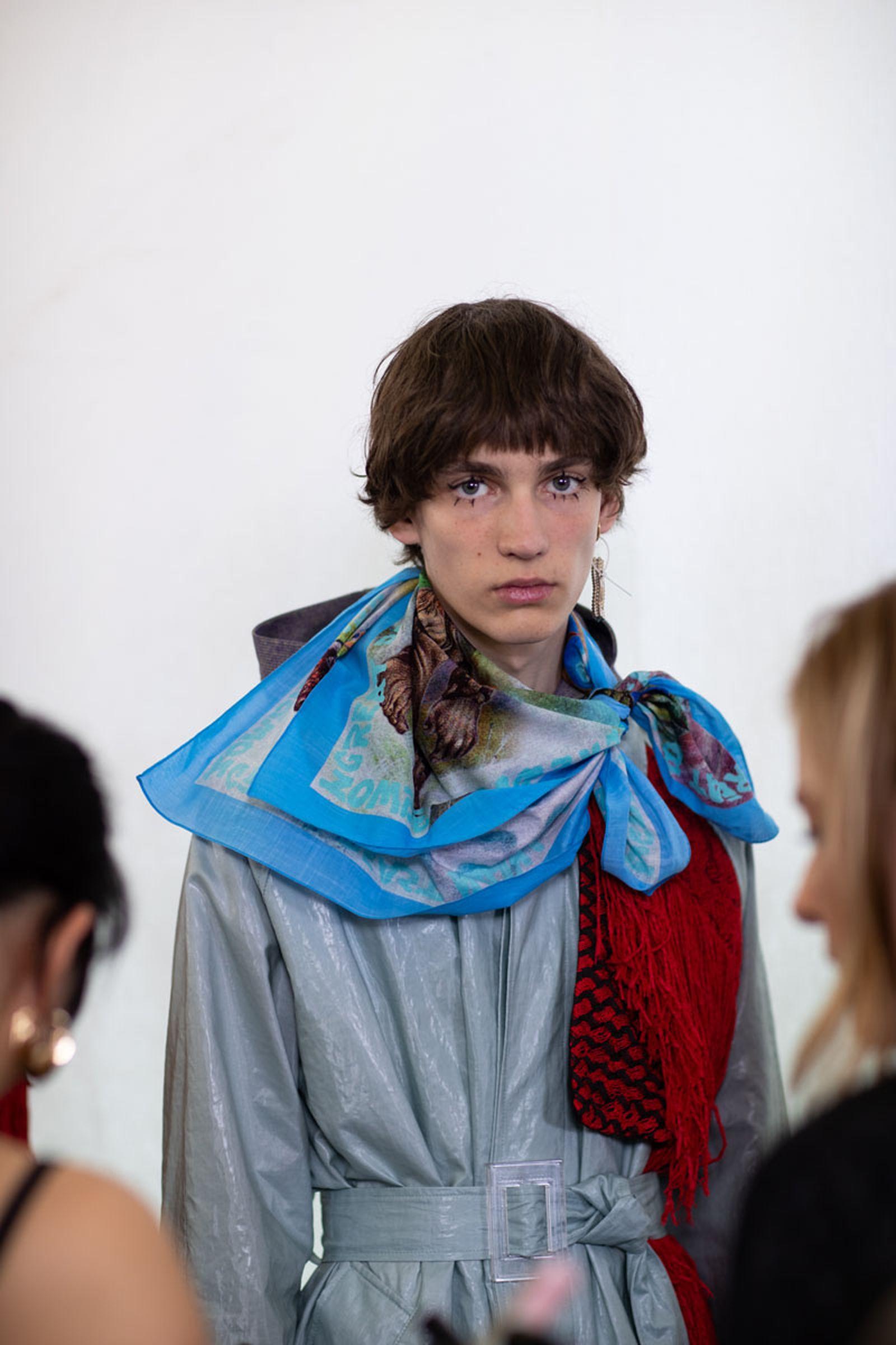 Paris AcneStudios EvaAlDesnudo ForWeb 04 Acne Studios paris fashion week runway