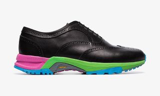 This COMME des GARÇONS Wingtip Brogue Is the Mullet of Formal Footwear