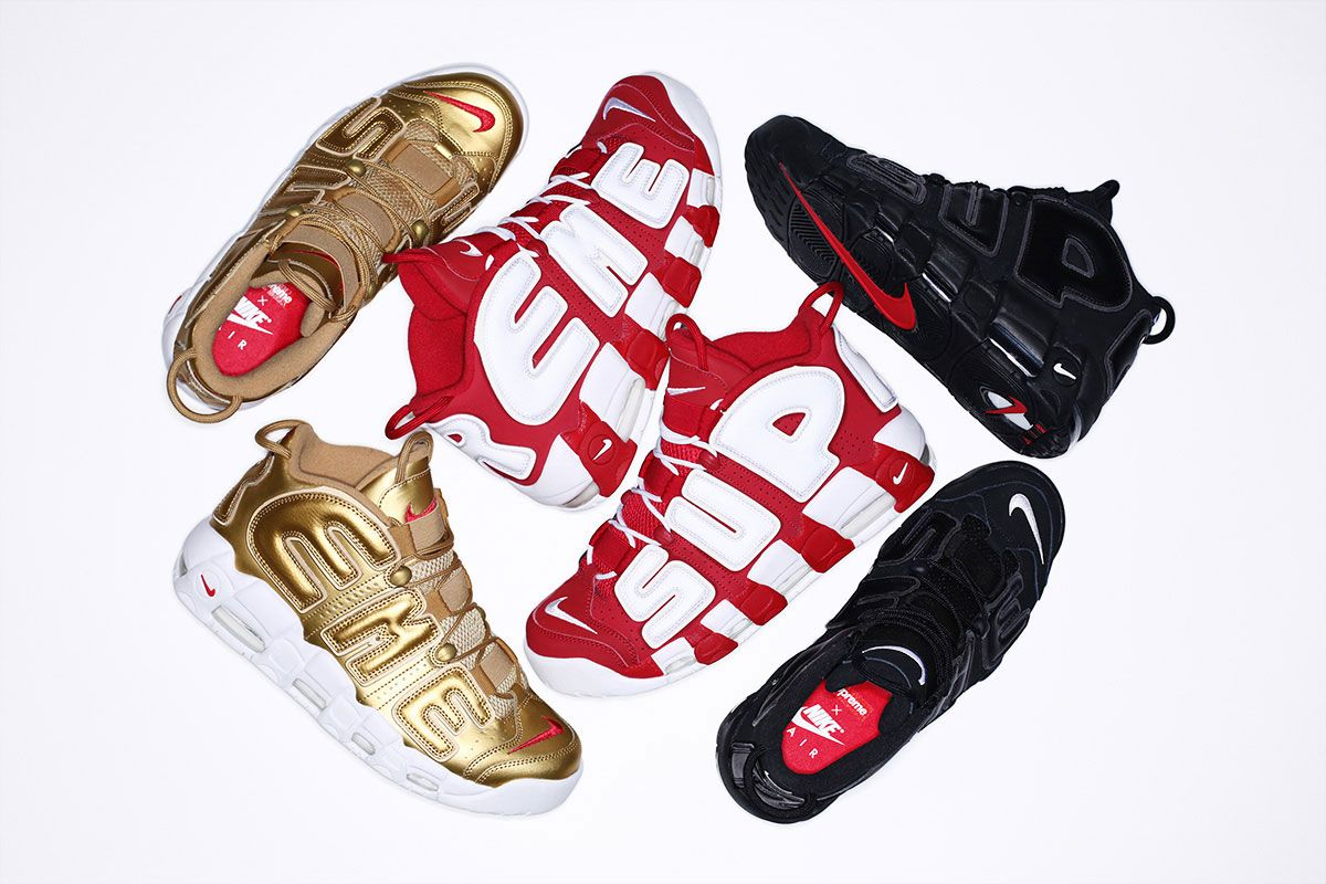 Of Nike X SupremeA Full Collaborations History eH2WE9DYI