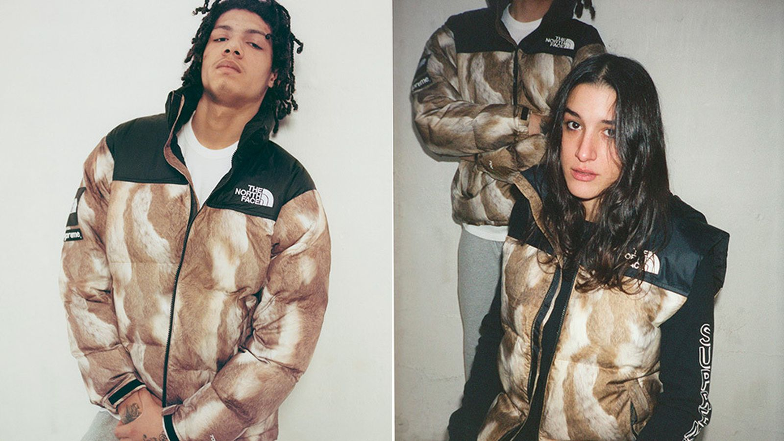 supreme x the north face history fw13