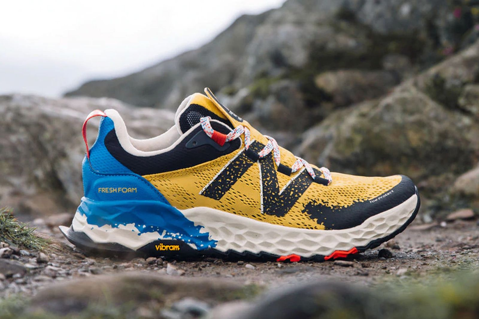 The Best New Balance Trail Running Essentials to Buy Right Now