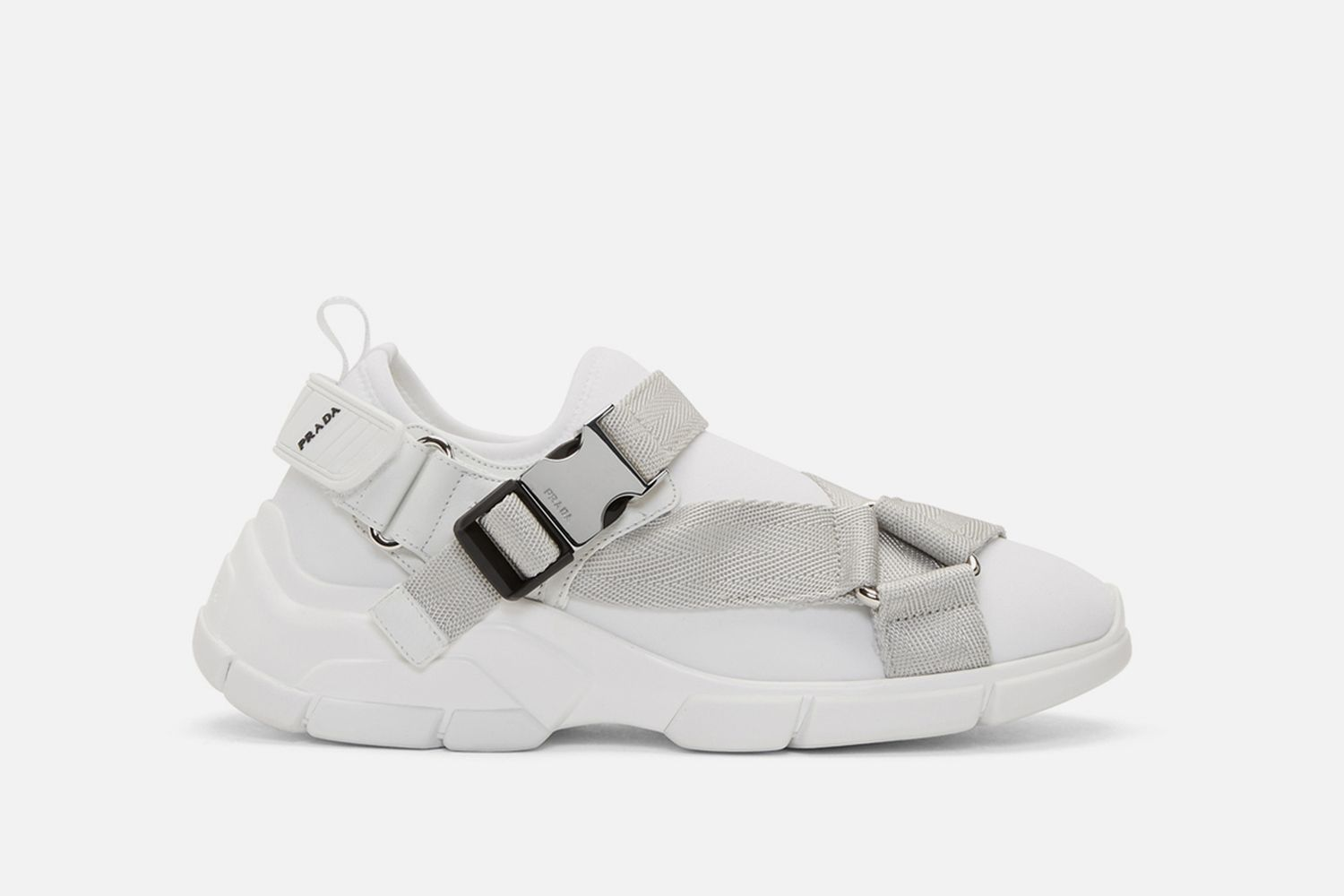 Chunky Strap Sneakers