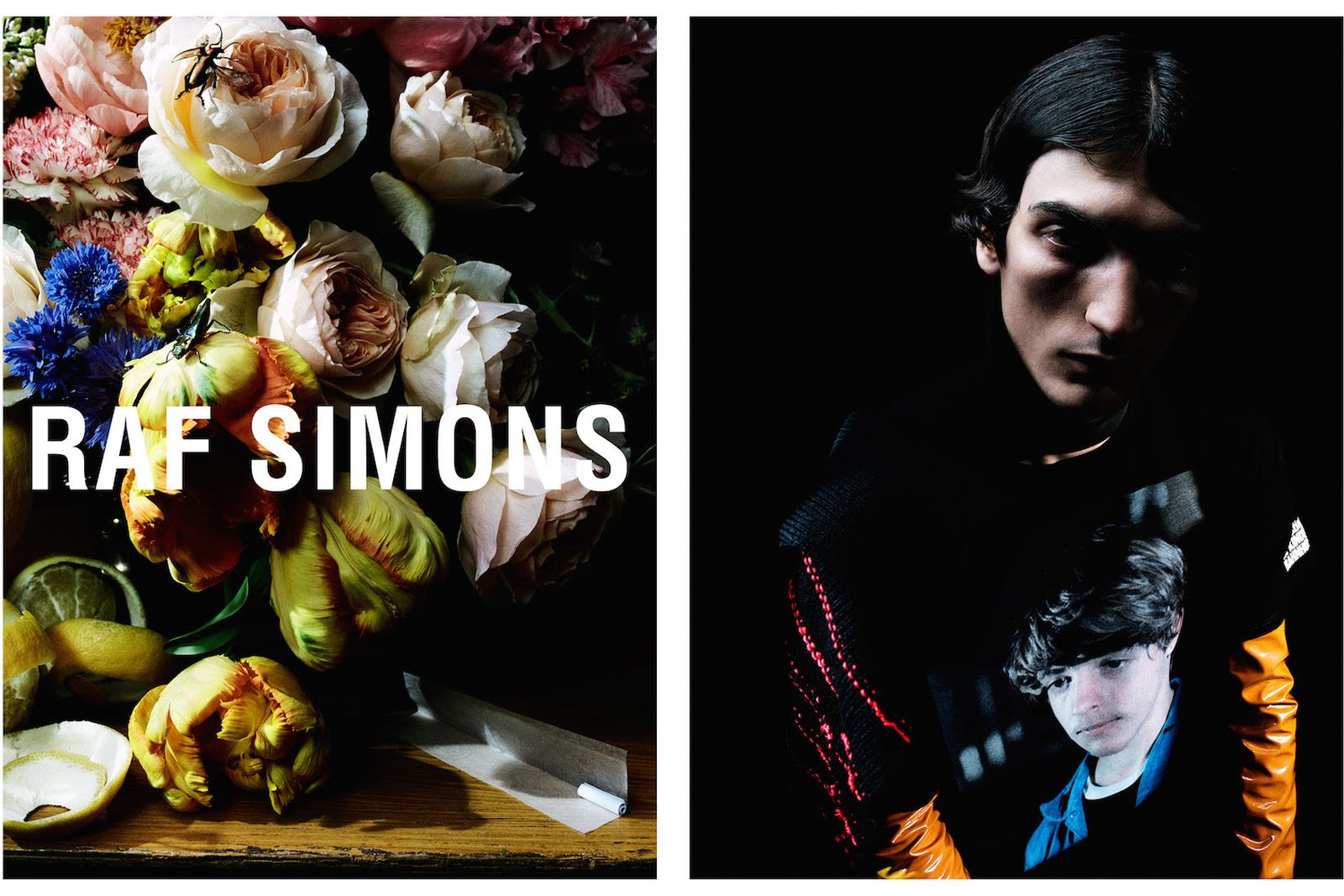 raf simons fw18 campaign willy vanderperre