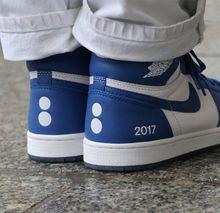 """e42117c1e1a A Closer Look at colette's 1-of-1 Air Jordan 1 """"Au Revoir"""""""