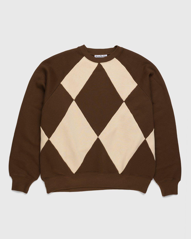 Acne Studios – Sweater Brown - Image 1