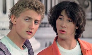 Keanu Reeves & Alex Winter Announce 'Bill & Ted 3' Release Date
