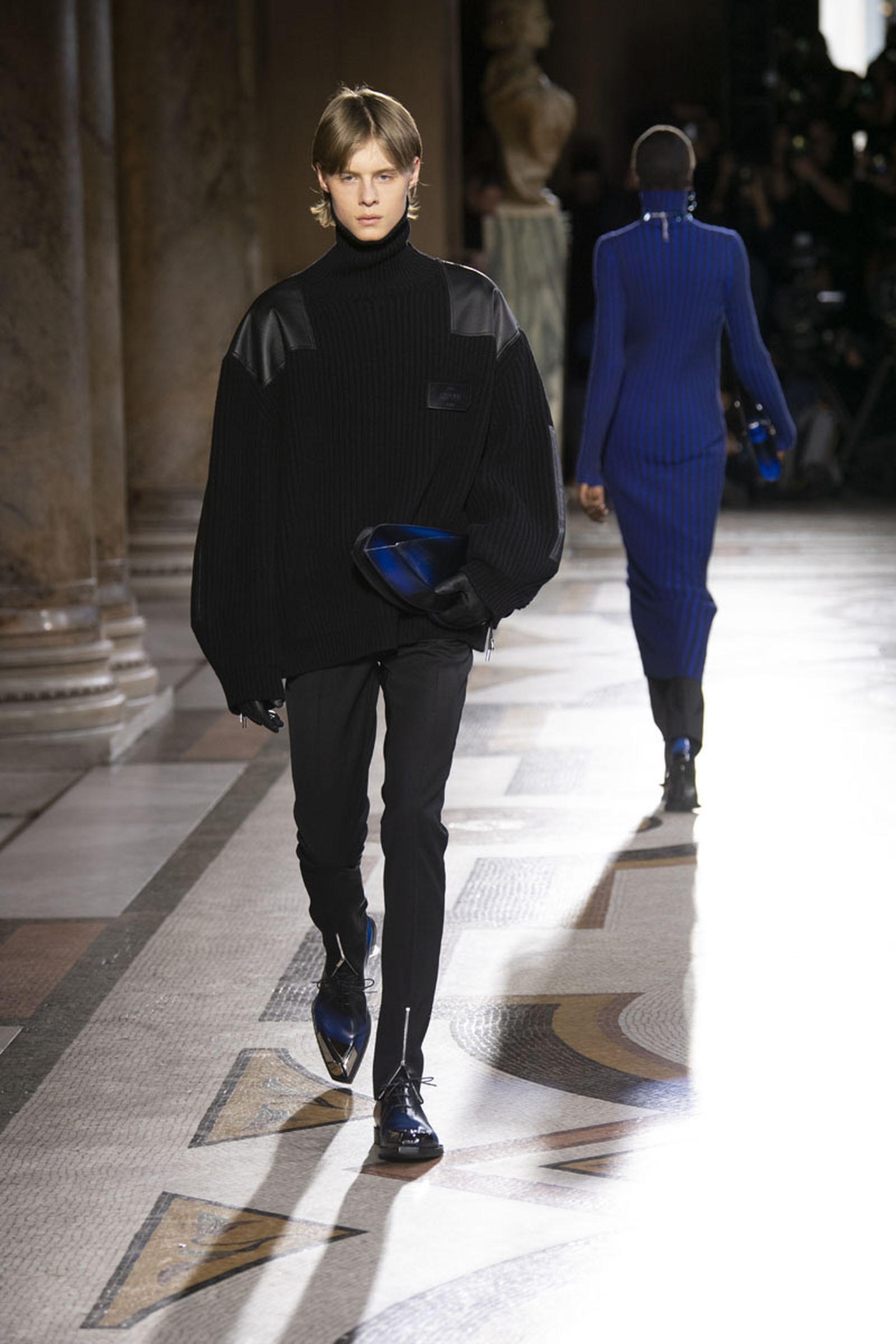 12berluti fw19 paris fashion week pfw19 runway