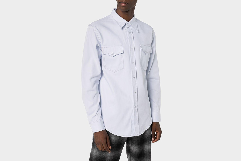Falcon Twill Cotton Shirt