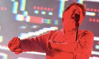 "LCD Soundsystem Share Epic New Dance Track ""pulse (v.1)"""