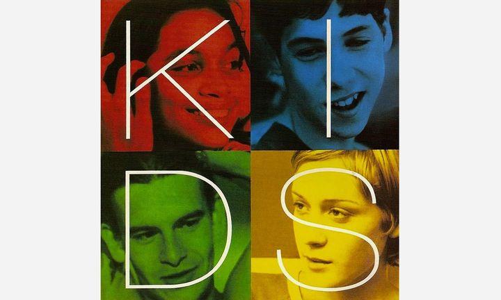 'KIDS' film poster