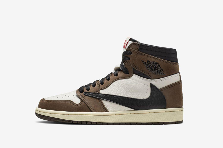 """Air Jordan 1 """"Cactus Jack"""""""
