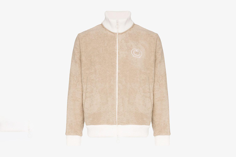 Aprés Sport Cotton Track Jacket