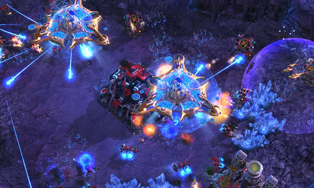 Google's DeepMind AI Is So Good It's Beating Pro Gamers