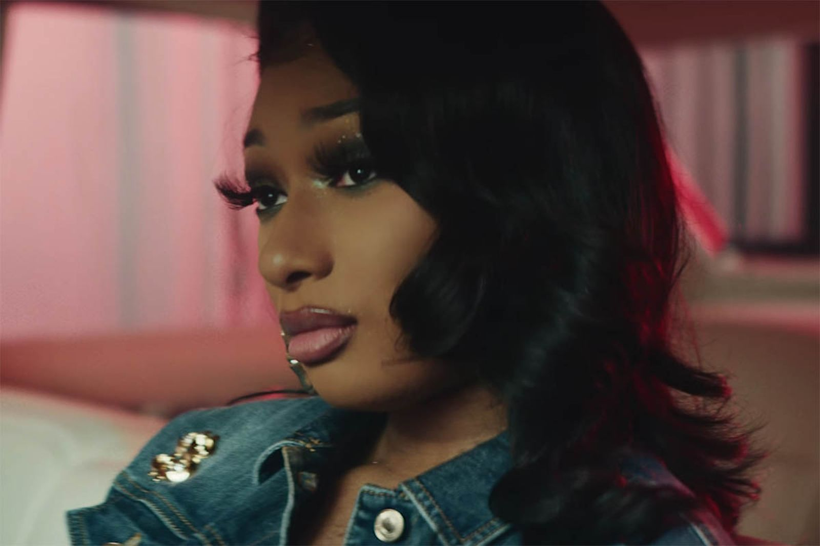 "Megan Thee Stallion ""Fkn Around"" Video"