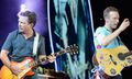 Watch Michael J. Fox & Coldplay Perform 'Back to the Future' Songs